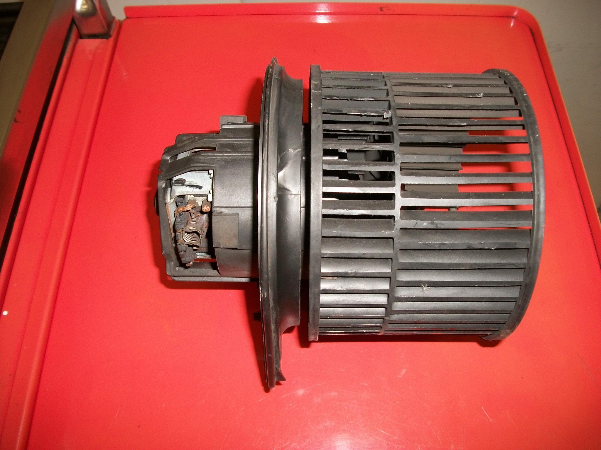 Kachel motor